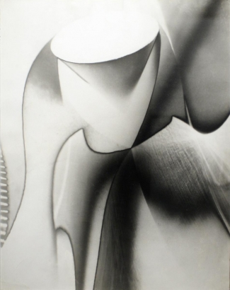 Gyorgy Kepes- Cone, 1941    Bruce Silverstein Gallery