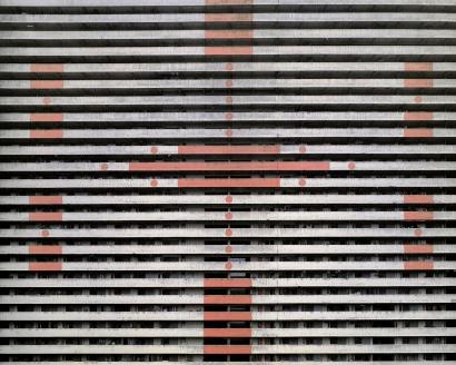 Michael Wolf - Industrial #1, 2005 Chromogenic print ; Bruce Silverstein Gallery