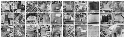 Ed Ruscha - Parking Lots, 1967-69 | Bruce Silverstein Gallery