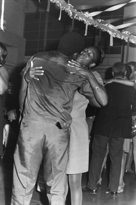 Chester Higgins - Dancers, Union Springs, Alabama, 1968  | Bruce Silverstein Gallery
