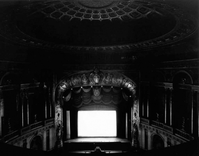 Hiroshi Sugimoto - Palms, Michigan, 1980   Bruce Silverstein Gallery
