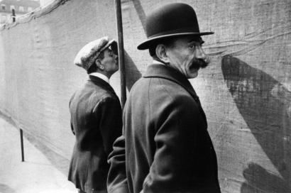 Henri Cartier-Bresson - Brussels, 1932  | Bruce Silverstein Gallery