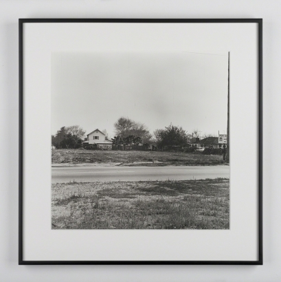 Ed Ruscha - Vacant Lots, 1970-2003 Suite of 4 Gelatin silver prints | Bruce Silverstein Gallery
