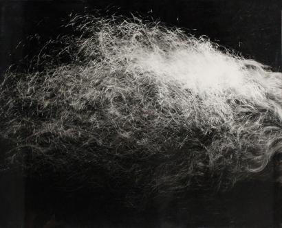 Erwin Blumenfeld - Hair, 1937 Gelatin silver print, printed c. 1937 | Bruce Silverstein Gallery