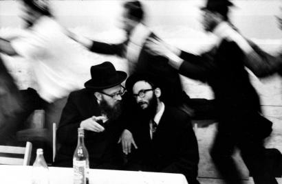 Leonard Freed - Jerusalem, Israel, 1972 | Bruce Silverstein Gallery