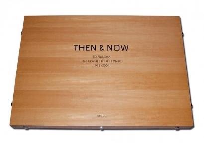 Ed Ruscha - Then & Now, 1973-2004 Complete portfolio of 142 prints | Bruce Silverstein Gallery