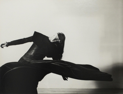 Barbara Morgan - War Theme, 1941 Gelatin silver print mounted to board, printed c. 1941 ; Bruce Silverstein Gallery