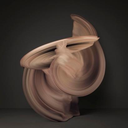 Shinichi Maruyama - Nude #4, 2012 Archival pigment print ; Bruce Silverstein Gallery