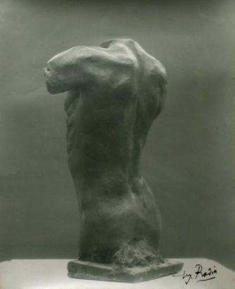 Auguste Rodin - Torse d'antique, c. 1903-13 | Bruce Silverstein Gallery
