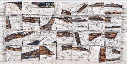 Marjan Teeuwen- Archive Hall of Justice 5, 2016 | Bruce Silverstein Gallery