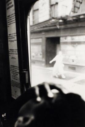 Robert Frank - Bus, 1958    Bruce Silverstein Gallery