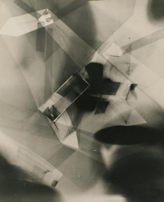 Arthur Siegel - Untitled, c. 1949   Bruce Silverstein Gallery