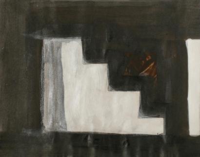 John Wood - Baltimore Steps, 1994 Mixed media | Bruce Silverstein Gallery