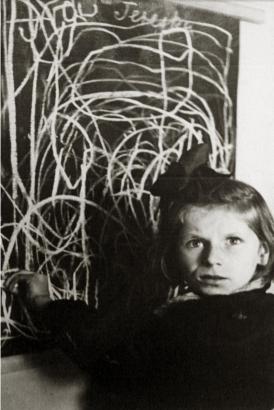 David Seymour - Teresa, Poland, 1948 | Bruce Silverstein Gallery