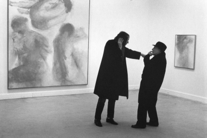 Leonard Freed - Paris, France, 1984  | Bruce Silverstein Gallery