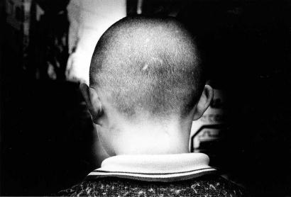 Daido Moriyama - Memory of a Dog 2, 1981 Gelatin silver print ; Bruce Silverstein Gallery