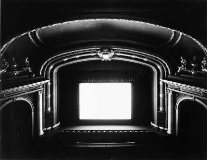 Hiroshi Sugimoto - Imperial, Montreal, 1995   Bruce Silverstein Gallery