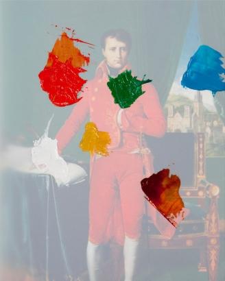 Brea Souders - Colors of Napoleon, 2010 Archival inkjet print   Bruce Silverstein Gallery
