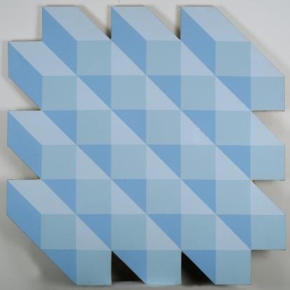 Blue Cloud 6 x 6 1968