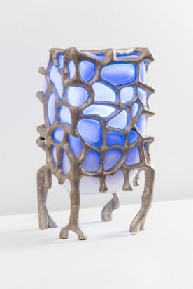 Illumination Machine - Aluminum by Brecht Wright Gander