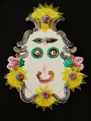 Ms. Italia Designed by Lucia Massari Produced by Barbini Specchi Veneziani