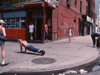 Never Before Seen Photographs By Arlene Gottfried Capture The Soul Of New York With Love
