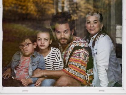 Danielle St. Laurent The Austin Family, 2020