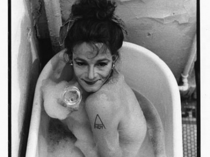 In Tub Shots, Queer Icons Of The 80's NYC Underground Scene Take A Dip