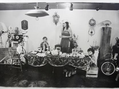 Family dinner by Tim Roda