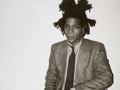 Christopher Makos, Basquiat