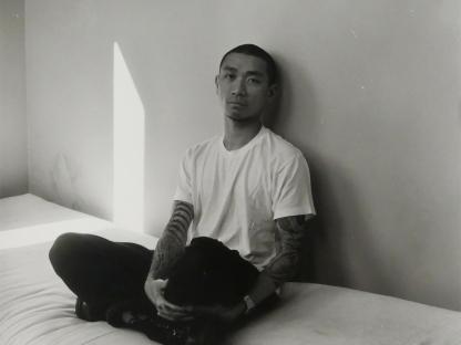 Justin Chin by Robert Giard