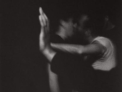 Love On The Run In Stephen Barker's Photographs