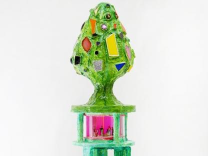 Doug Meyer, Nativity Play Tower