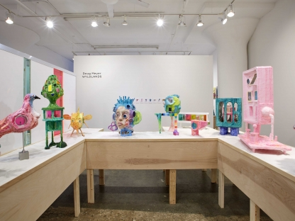 Installation View By Doug Meyer