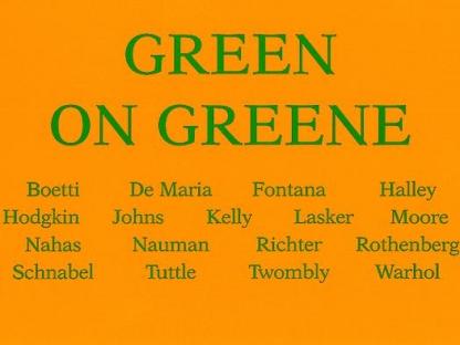 Green on Greene