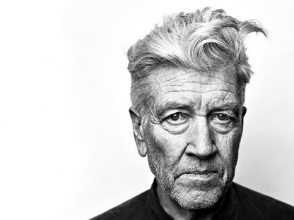 portrait of David Lynch