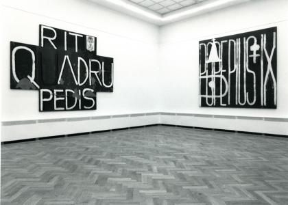 Kunsthalle, Basel, 1988