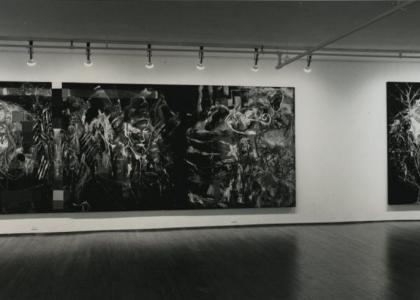 Leo Castelli Gallery, New York, 1981
