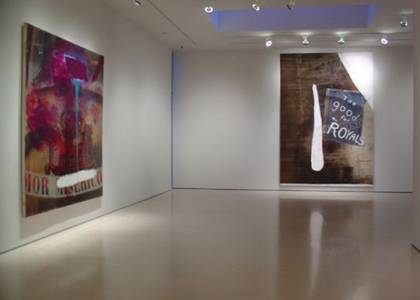 Amor Misericordioso, McClain Gallery, Houston, 2006