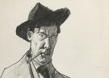Lyonel Feininger: Self-Portraits and Portraits of Julia