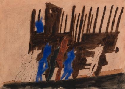 Lyonel Feininger: An American in Berlin, 1914–1918