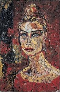 Portrait of Olatz
