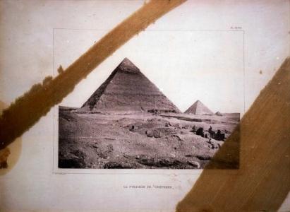 Flaubert's Letters to His Mother (La Pyramide de Chephren)