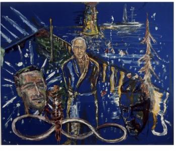 Portrait of Stavros Niarchos