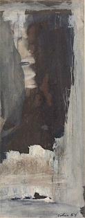 Julius Tobias, Untitled Abstract, 1954