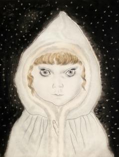 "Tsuguharu Foujita, Untitled from ""Les Enfants,"" 1929"