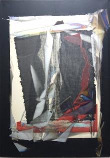 LARRY BELL Mirage Painting for Everett Ellin 1989