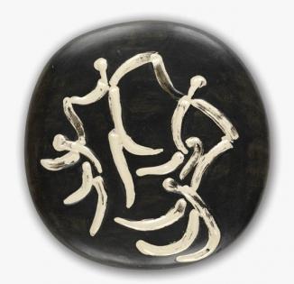 Pablo Picasso, Four Dancers, 1956