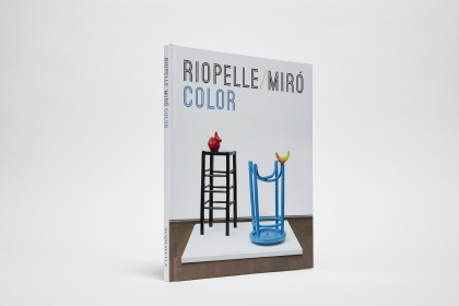 Riopelle / Miró: Color cover