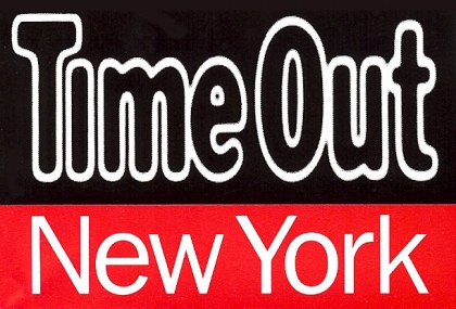 TimeOut New York Logo